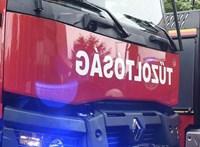 Kiégett egy ház Újpesten, egy ember meghalt