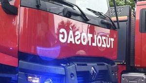 Tűz volt egy Csongrád-Csanád megyei általános iskolában