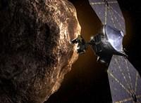 Magyar csillagász: titokzatos bolygókon keres vízjeget a most elindított Lucy űrszonda