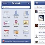 Újított a Facebook az iPhone-on