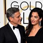 Kiderült, hogy milyen neműek lesznek George és Amal Clooney ikrei