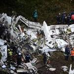 A repülőtragédiában elhunyt brazil focistákat gyászolja a futballvilág