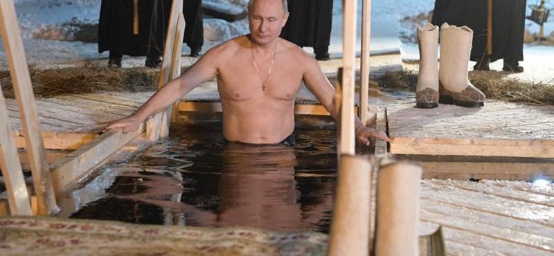 Itt az új Putyin-sláger