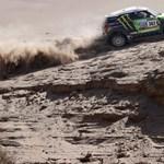 Dakar 2013: Hornék még nem értek célba