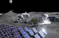 Volna itt egy kis gond: komoly sugárterhelést kaphatnak az űrhajósok a Holdon