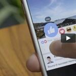 Apró trükk: így érheti el telefonján a Facebook új lájk funkcióját