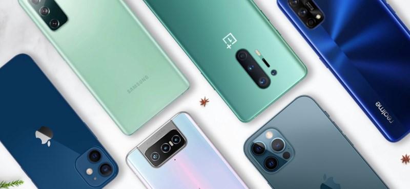 Magyarországon melyik mobilgyártók telefonjait veszik a legtöbben?