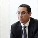 Vádlottként hallgatták ki a volt román miniszterelnököt