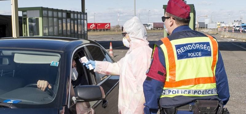 Túl szigorú a járvány miatti magyar határzár, kötelezettségszegési eljárást is indíthat miatta az EB
