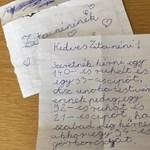 Szívbemarkoló üzenetet kapott egy tanárnő 8 éves diákjától