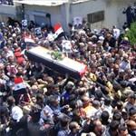 Többeket lelőttek Szíriában