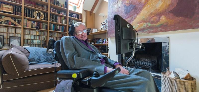 Stephen Hawking: az univerzum látnoka