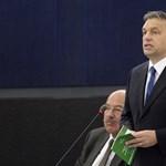 Fidesz: Orbán Viktor kiállt Magyarországért