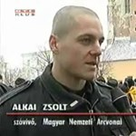 A Jobbik a Nemzeti Arcvonal volt szóvivőjével emlékezik a kitörésről