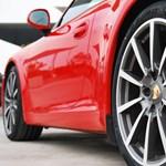 Porsche 911 teszt: nem sikerült 302-vel menni
