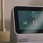También puede cargar su teléfono con el nuevo reloj despertador de Lenovo