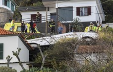 Felborult egy turistabusz Madeirán, legalább 29-en meghaltak