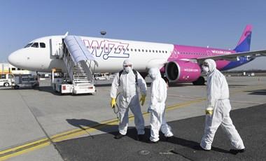 Újabb 4 millió maszk érkezik Kínából Magyarországra