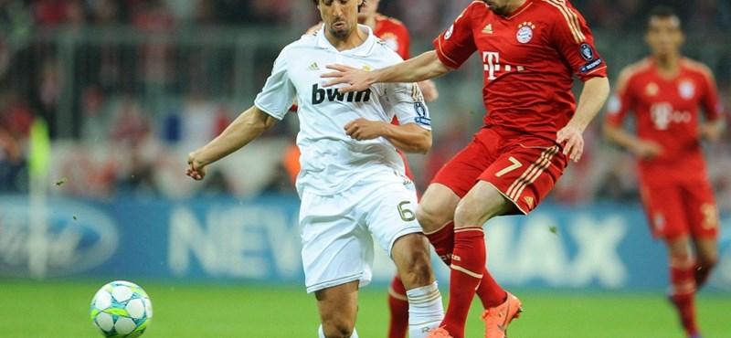 Mourinho szerint lesgólt lőtt a Bayern