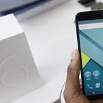 Kíváncsi a Nexus 6-ra? Akkor nézze meg ezt a videót