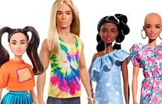 Kopasz Barbie-t és hosszú hajú Kent dob piacra a Mattel