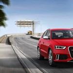 Megérkezett az első sportvonalas Audi SUV
