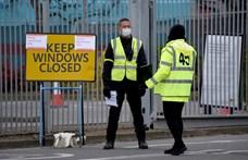 Koronavírus: az eddigi legrosszabb adat jött Nagy-Britanniából