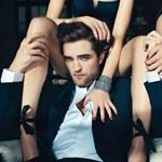 Robert Pattinson régen szerette az érett nőket