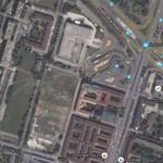 Valami nagy épül a Váci út és Róbert Károly körút között
