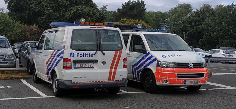 Túl régiek a belga rendőrség autói, hogy bemehessenek Brüsszelbe