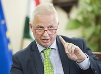 Trócsányi László: Ebben fogok hinni akkor is, ha már nem leszek miniszter