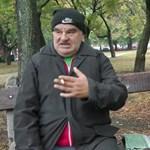 """""""Én utcai harcos vagyok"""" - így élik túl Kocsis rendeletét a hajléktalanok"""