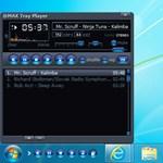 Különleges zenelejátszó program a Windows Tálcájára, ingyen
