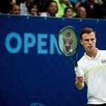 Már az első körben kiesett a magyar teniszező Wimbledonban