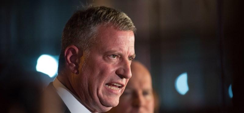 A szupergazdagok különadójából javítaná a metróhálózatot a New York-i polgármester