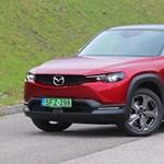 Benzinmotorokat szerelnek a Mazda első villanyautójába