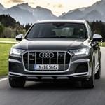 Itthon is beárazták a gázolajról benzinre váltott új Audi SQ7-et