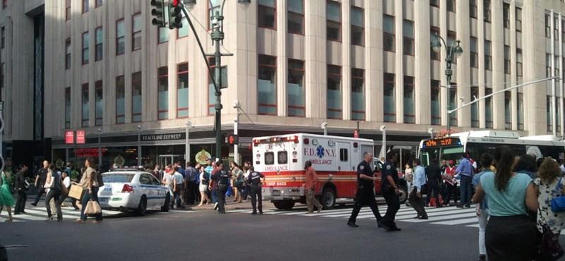 Lövöldözés volt az Empire State Buildingnél, ketten meghaltak