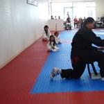 Így szerzi meg övét a legviccesebb karate-kölyök - videó