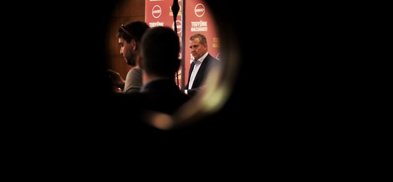 Botka után választási pártba menekülne az MSZP
