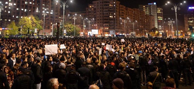Lemondott Victor Ponta román kormányfő