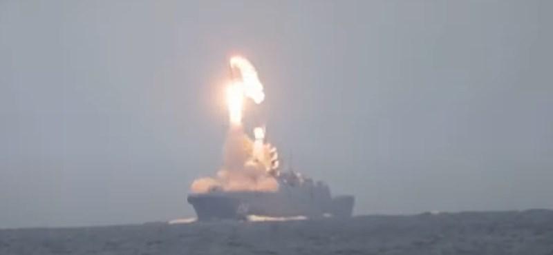 450 kilométerrel arrébb lévő célpontot semmisített meg az új orosz szuperfegyver
