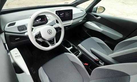 Volkswagen ID.3 galéria