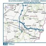 Pénzt ad az EU a román határig tartó autópályára