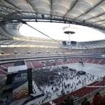 Blokádot terveznek a varsói stadionépítők az EB-nyitány napján