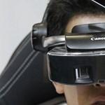 Canon virtuális valóság (videó)