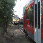 Szembemenő vonatok Dunakeszinél: az egyik masiniszta hibázhatott