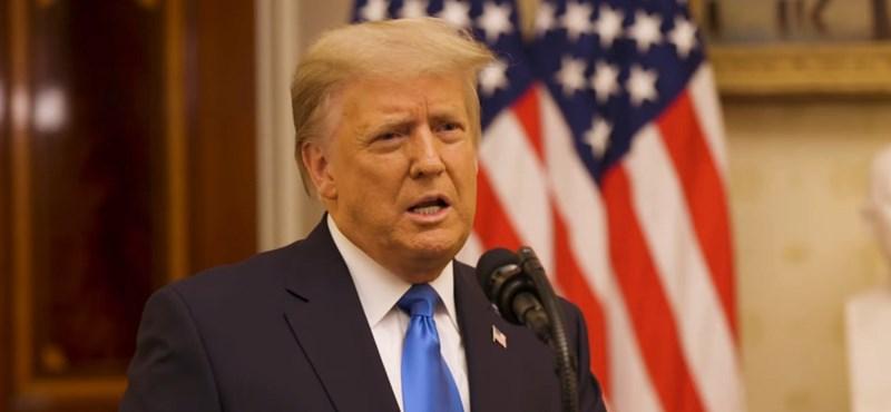 """Donald Trump: """"A mozgalom, amelyet elindítottunk, csak a kezdet"""""""