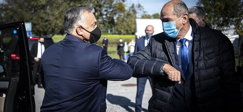 Orbán és Jansa letették egy 20 éve húzódó projekt alapkövét