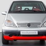 Nem az ereje miatt különleges ez a 22 évesen is bejáratósan új eladó Mercedes
